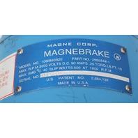 Magne Corp. Magnebrake Base-Mount Brake 10MB90B-20