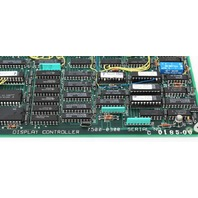 ATL Display Controller Board Assy 7500-0300 for Ultramark 4 Plus Ultrasound