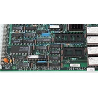 ATL 80186 System Controller Board Assy 7500-0312 for Ultramark 4 Plus Ultrasound