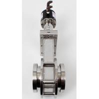 Vacuum Apparatus HVA High Research Chamber KF-60 Pneumatic Gate Valve 122-0256