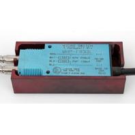 Honeywell Micro Switch Photoelectric Sensor MHP-FR33L w/ Fiber Channel, KF16