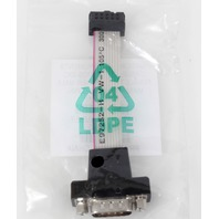 National Instruments Serial Adapter Cable 10POS IDC Female to 9POS DSUB Male