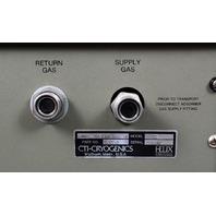 Helix CTI Cryogenics SC Helium Gas Compressor 208/230V, 8032212