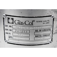 Glas-Col 102B Aluminum Housed Heating Mantle for Reaction Tubes 45mm I.D + Cord