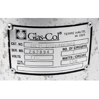Glas-Col Aluminum Housed Heating Mantle 102B for Reaction Tubes 45mm I.D + Cord