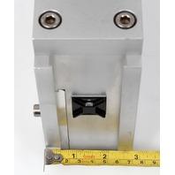 VAT MONOVAT 021 Rectangular Gate Valve 32x222mm 02112-AE24 w/Solenoid Actuator