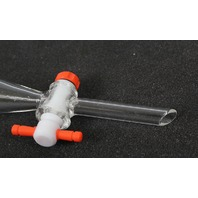 Kimble Kimax 60mL Squibb Separatory Funnel with PTFE Stopcock 29048F-60