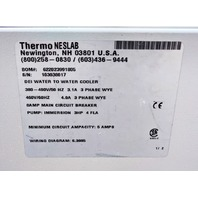 Thermo NESLAB DEI Water to Water Cooler Heat Exchanger AMAT CoolEND 0190-10341