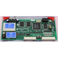 TEL Tokyo Electron Board TYB512-1/IOMT 3D81-000018 Card for T-3044SS Etcher