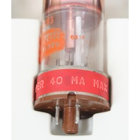Fisher Scientific Jarrell Ash  Hollow Cathode Tube Lamp Copper/ Neon 22603