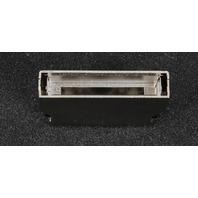 Lot of 4 D-SUB 50P Metal Shielded Straight Backshell Kit for Mini D Ribbon MDR