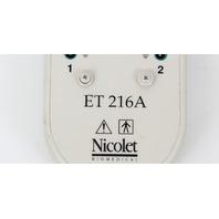 Viasys Nicolet Biomedical ET-216A O.R. Headbox