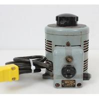 Superior Electric PowerStat Autotransformer 116 0-135V 7.5A