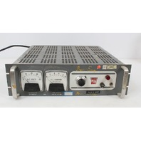 NJE Power Supply Model QR-36-10, 0-36VDC, 0-10A