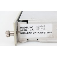 Nuclear Data/ Canberra Model 556 Acquisition Interface Module AIM NIM