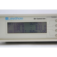 Lake Shore Cryotronics Model 614 Superconducting Magnet Power Supply and 601 Controller