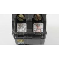 Square D QOB215 Circuit Breaker 15 Amp 2 Pole 240VAC