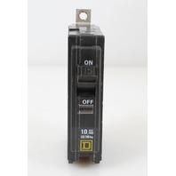 Square D QOB115 Circuit Breaker 15 Amp 1 Pole 240VAC