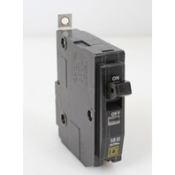 1 pc Square D Circuit Breaker 15 Amp New QOB115 1 Pole
