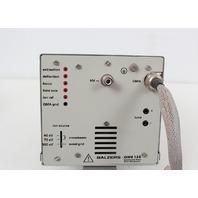 Balzers RGA QME 125-2 2 MHz (1-200 amu)/ QMA 125 (Grid Ion Source)