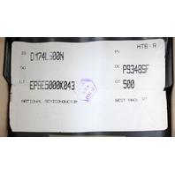 National Semiconductor DM74LS00N 14-PIN DIP IC Quad 2-Input NAND Gate -25PC NEW