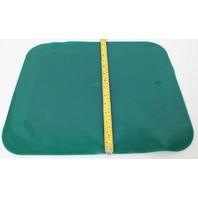 "Dycem Non-Slip Rectangular Pad, 15 x 18"", Green 50-1592G"