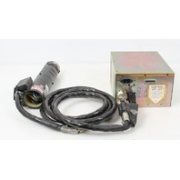 JDS Uniphase 2214-30SLMD Ar Laser w/ 2114P-30SLMD Power Supply