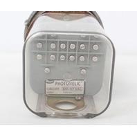 Dwyer 3330 Photohelic Pressure Switch/Gage 15-0-15 WC