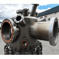 Varian MDC Stainless UHV Ion Pump Vacuum Chamber CF DN160 DN100 DN40