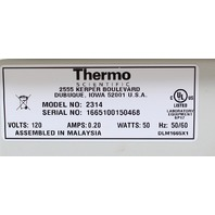 Barnstead Lab-Line Thermo 2314 Variable Speed Timed Lab Rotator  12x12""