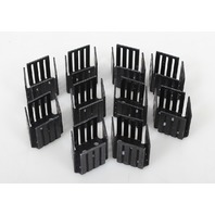 Lot of 10 Thermalloy Aavid Heat Sink for TO-3 Components THM6016