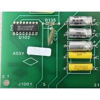 Beckman Module Board for Beckman L8-M Ultracentrifuge, P/N 345611-H