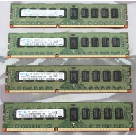 16GB (4 x 4GB) Dell PowerEdge RAM Modules R815 R820 R910 T320 T410 T420 Memory