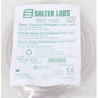Salter Labs Nasal Cannula w/ 7' Tubing for Pediatric/Adult Small, Latex Free