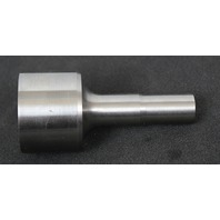 "Unbranded High Intensity Ultrasonic Welding Horn 3/4"" Solid Tip 1/2"" Thread"