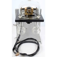 Cahn C1000 Vacuum Microbalance Scale w/ 1000 Recording Controller + Manual