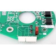 Thermo IEC Centra CL2 Centrifuge Interlock PCB Circuit Board 445660R/44566