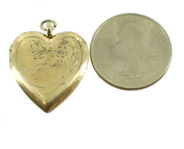 locket text product little heart company category engraved keepsake handwriting the lockets