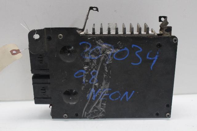 Engine Computer Programmed Plug/&Play 1998 Dodge Neon 05293204AA 2.0L PCM ECM ECU