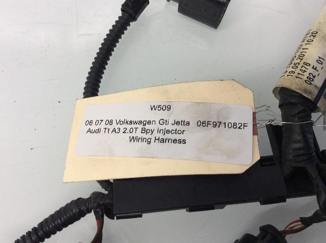 06f971082f 06 07 08 volkswagen gti jetta audi tt a3 20t bpy injector wiring harness 8 2006 2007 2008 volkswagen gti jetta audi tt a3 2 0t bpy injector  at nearapp.co