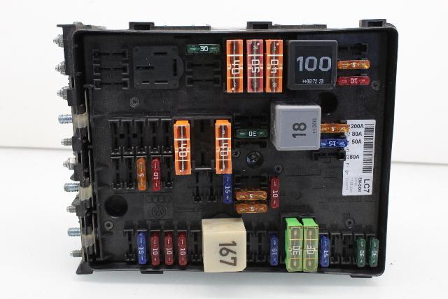 2007 Volkswagen Eos 32 Fuse Box 1k0937124l Ebayrhebay: 2007 Volkswagen Eos Fuse Box At Gmaili.net