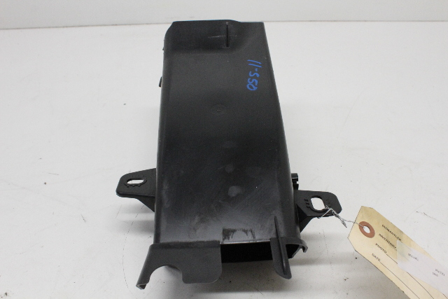 2011 BMW 550i Right Brake Cooling Air Duct 7200798