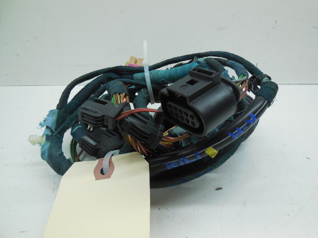 ttdoorwireharness right door wire harness 4 2000 2001 2002 2003 2004 audi tt door wiring wire harness right 2003 Audi at n-0.co