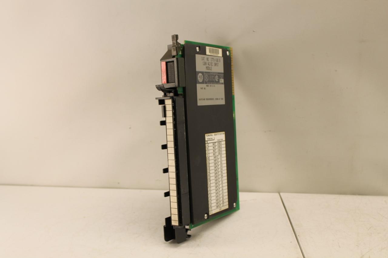 Allen Bradley 1771-IAD 120VAC Input Module 16Pt