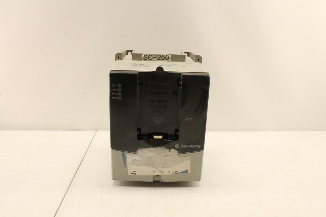 Allen Bradley 20A D 5P0A 0 AYNNNNN 3HP 480V 6 5A VFD (Read Notes)