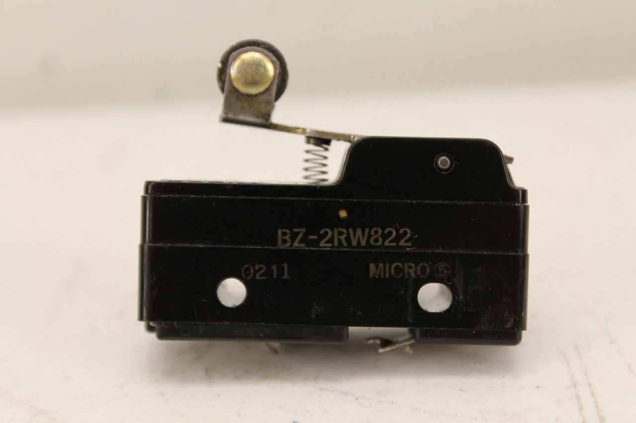 Omron Bz 2rw822 Micro Switch Plc Surplus Supply Llc Microswitch