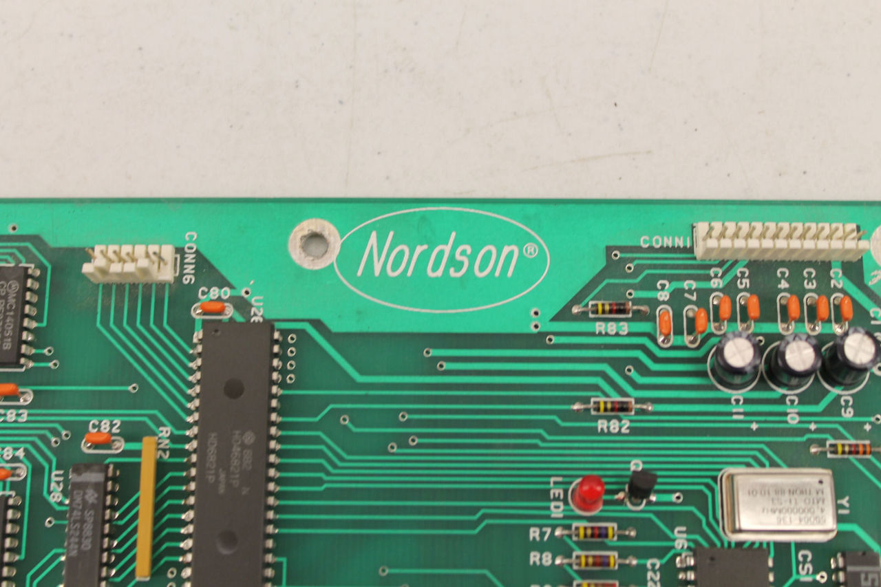 NORDSON 275852D CIRCUIT BOARD