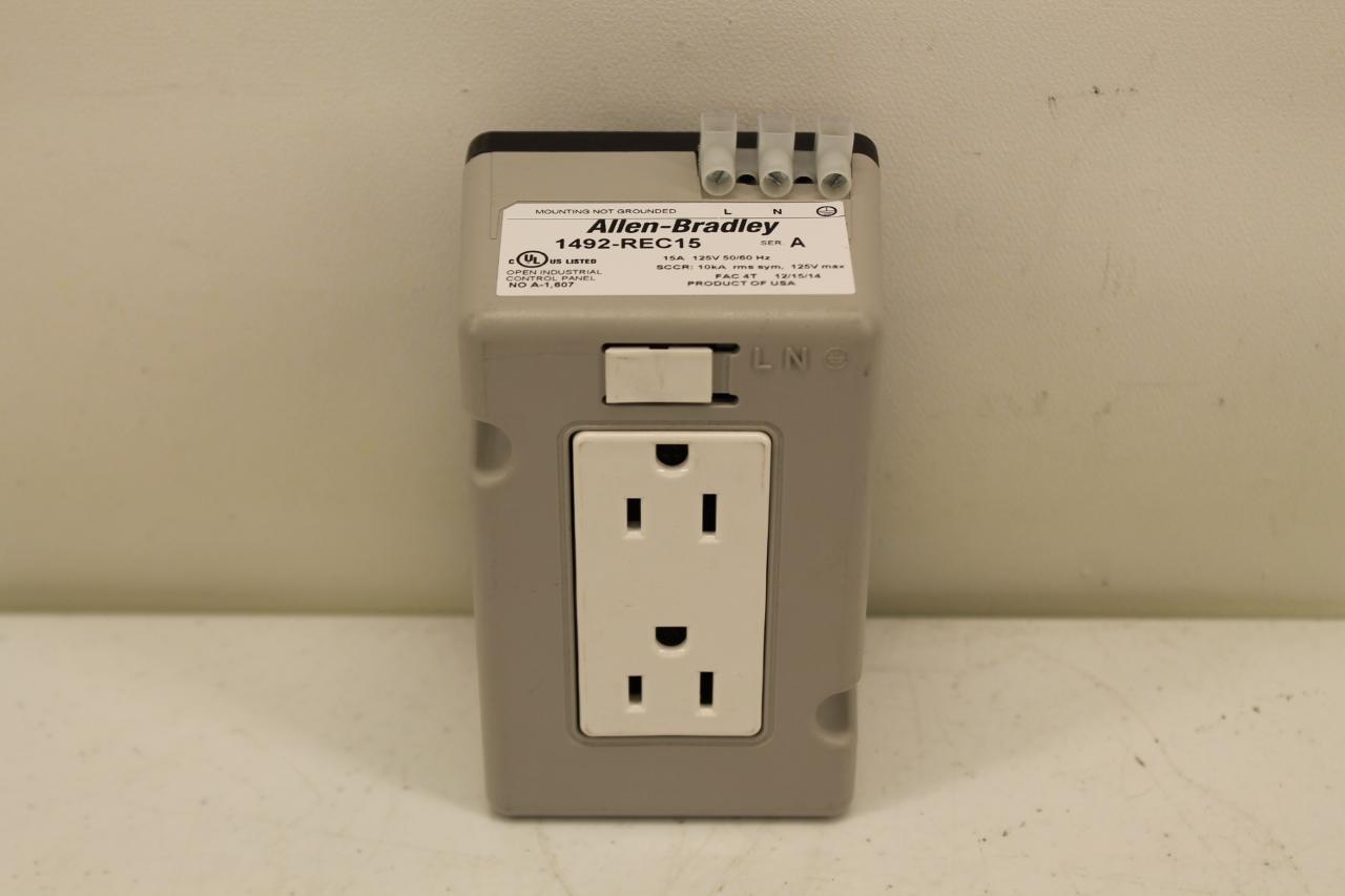 Allen Bradley 2711P-RSACDIN PanelView Plus Power Supply 24Vdc