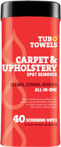 Tub o Towels Carpet and Upholstery 40 count