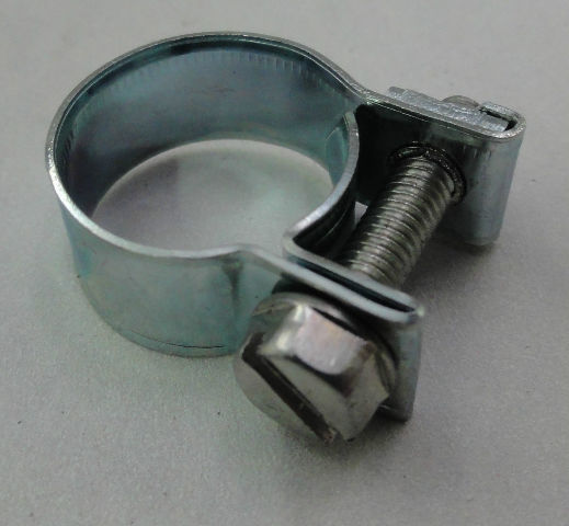 """(10) Fuel Injector Hose Clamp 3/8"""" injection clamps"""